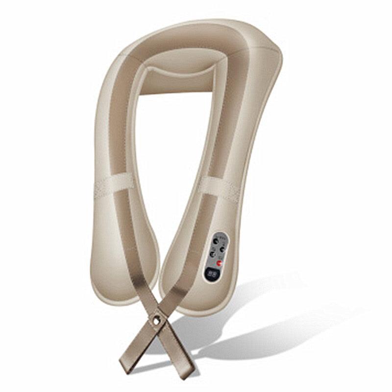 卓摩 捶打披肩 多功能颈椎肩颈按摩器 过热保护 智能断电