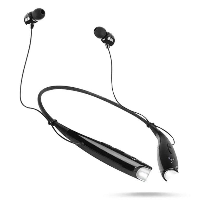 【付邮即享】FACROO HBS-730无线颈挂式蓝牙耳机运动挂颈手机耳塞